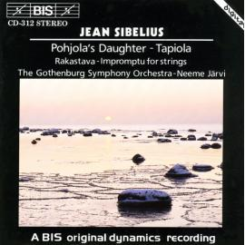 Pohjola's Daughter - Tapiola (Rakastava - Impromptu For Strings) - Jean Sibelius