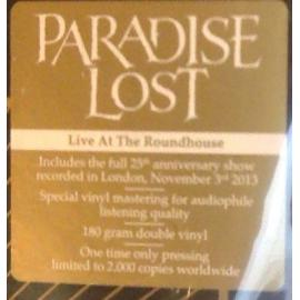 Live At The Roundhouse - Paradise Lost