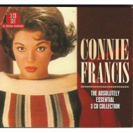 The Absolutely Essential 3 CD Collection - Connie Francis