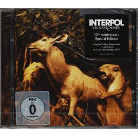 Our Love To Admire - Interpol