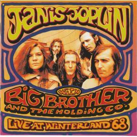 Live At Winterland '68 - Janis Joplin