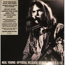 Official Release Series Discs 8.5 - 12 - Neil Young