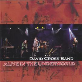 Alive In The Underworld - David Cross Band