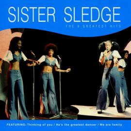 The 9 Greatest Hits - Sister Sledge