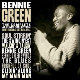 The Complete Albums Collection: Eight Original LPs 1958-1964 - Bennie Green