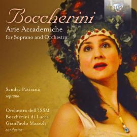 Arie Accademiche For Soprano And Orchestra - Luigi Boccherini