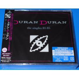 The Singles 81-85 - Duran Duran