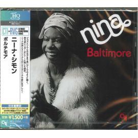 Baltimore - Nina Simone