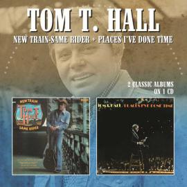 New Train-Same Rider / Places I've Done Time - Tom T. Hall