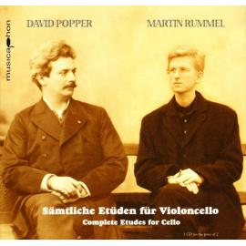 High School Of Violoncello Playing Op. 73 - David Popper