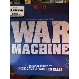 War Machine (Original Score) - Nick Cave & Warren Ellis