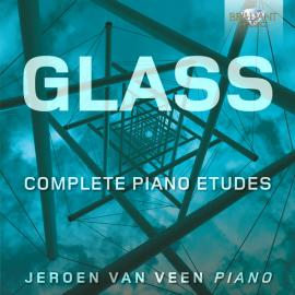 Complete Piano Etudes - Philip Glass