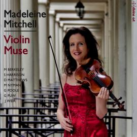 Violin Muse - Madeleine Mitchell
