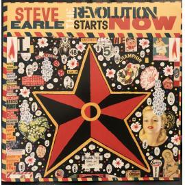 The Revolution Starts Now - Steve Earle