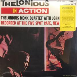 Thelonious In Action - The Thelonious Monk Quartet