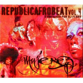 Republicafrobeat Vol. 4 - Mujeres - Various Production