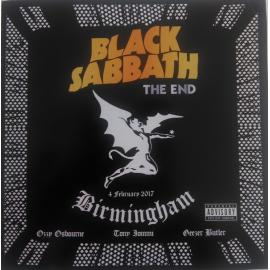 The End (4 February 2017 - Birmingham) - Black Sabbath