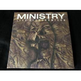 Live Necronomicon - Ministry