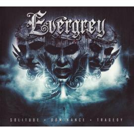 Solitude + Dominance + Tragedy - Evergrey