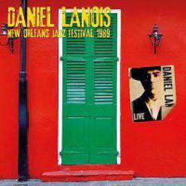 New Orleans Jazz Festival 1989 - Daniel Lanois