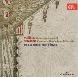 Missa Solemnis In B/ Messa Con Graduale Et Offertorio - Václav Jan Tomášek
