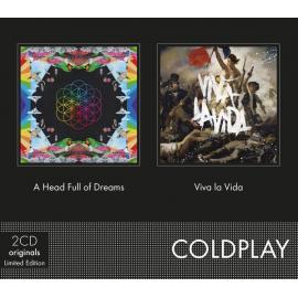 A Head Full Of Dreams / Viva La Vida - Coldplay