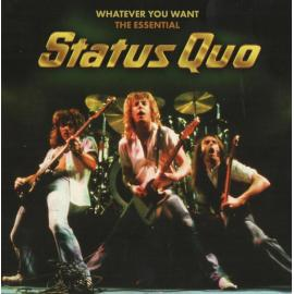 Whatever You Want, The Essential - Status Quo