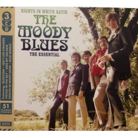 Nights In White Satin: The Essential Moody Blues - The Moody Blues