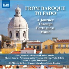 FROM BAROQUE TO FADO - V/A
