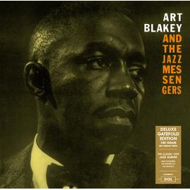 Art Blakey And The Jazz Messengers - Art Blakey & The Jazz Messengers
