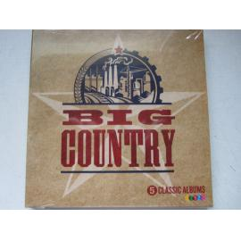 5 Classic Albums - Big Country