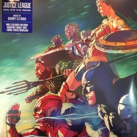 Justice League (Original Motion Picture Soundtrack) - Danny Elfman