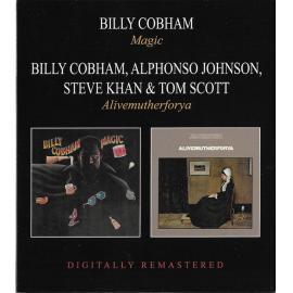 Magic / Alivemutherforya - Billy Cobham
