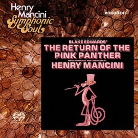 The Return Of The Pink Panther & Symphonic Soul - Henry Mancini