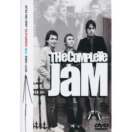 1977-1982 The Complete Jam On Film - The Jam