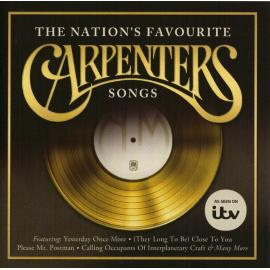 The Nation's Favourite Carpenters Songs - Carpenters