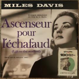 Ascenseur Pour L'Échafaud (Lift To The Scaffold) - Miles Davis