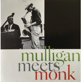 Mulligan Meets Monk - Gerry Mulligan