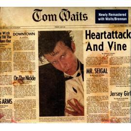Heartattack And Vine - Tom Waits