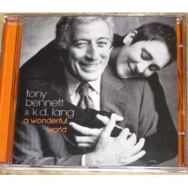 A Wonderful World - Tony Bennett