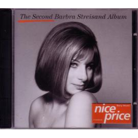 The Second Barbra Streisand Album - Barbra Streisand