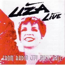 Live From Radio City Music Hall - Liza Minnelli
