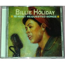 16 Most Requested Songs - Billie Holiday