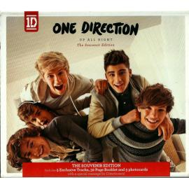 Up All Night: The Souvenir Edition - One Direction
