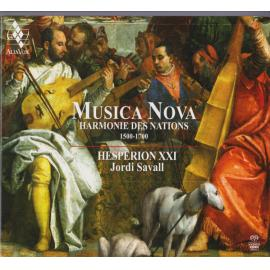Musica Nova - Hespèrion XXI