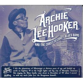 Chilling  - Archie Lee Hooker & The Coast to Coast Blues Band