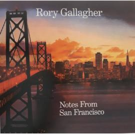 Notes From San Francisco - Rory Gallagher