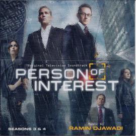 Person Of Interest Seasons 3 & 4 (Original Television Soundtrack) - Ramin Djawadi