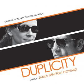 Duplicity (Original Motion Picture Soundtrack)  - James Newton Howard