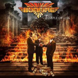 Temple Of Lies - Bonfire